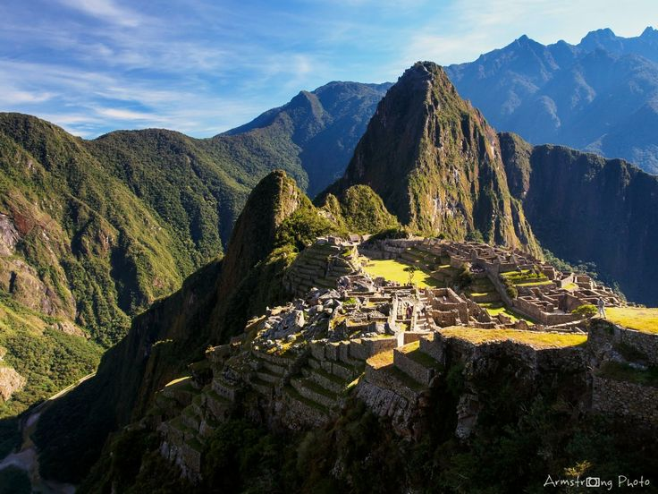 Inca wonder by Simon Armstrong on 500px