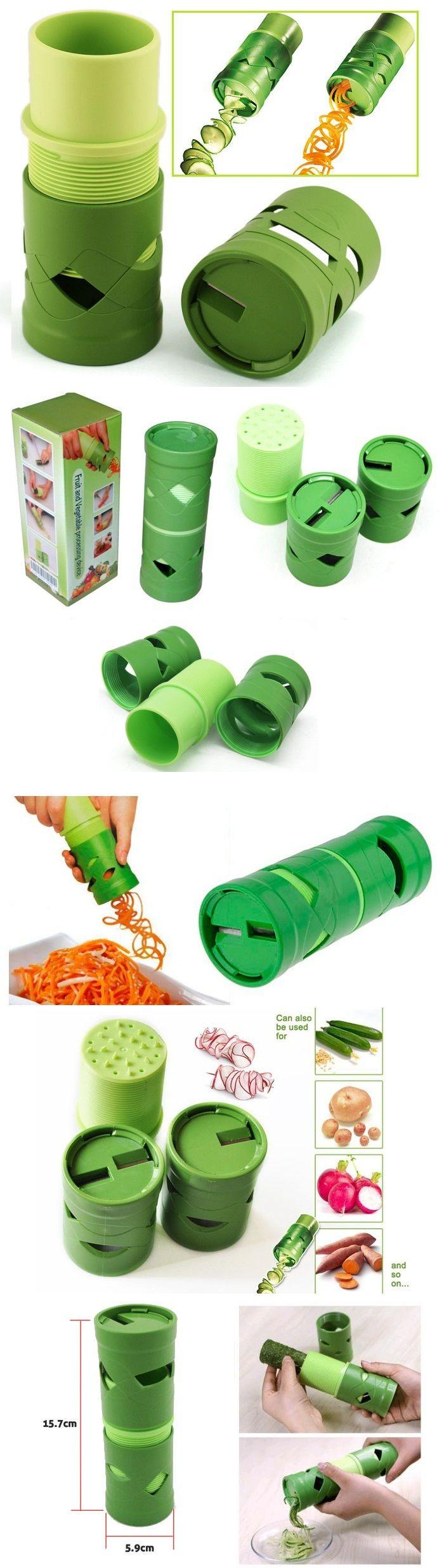Descascador Aspiral Verduras Legumes Fatiador Cortador - R$ 16,99 no MercadoLivre
