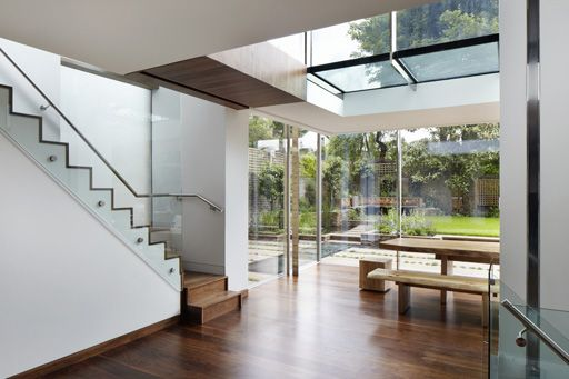 Zac Monro Architects › Residential › Hampstead House