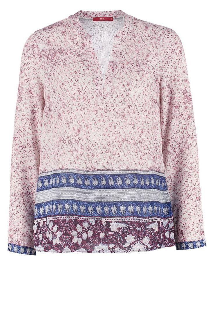 Mit dieser Bluse wird dein Look zum Hingucker. edc by Esprit CARMEN - Tunika - dusty green für 39,95 € (19.02.16) versandkostenfrei bei Zalando bestellen.