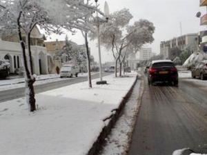 Sétif sous la neige !!! • Hellocoton.fr