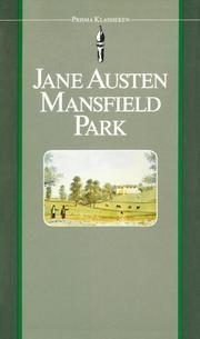 Mansfield Park ebook by Jane Austen