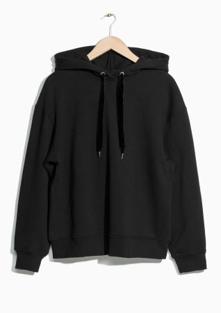 & Other Stories | Embroidered Hoodie