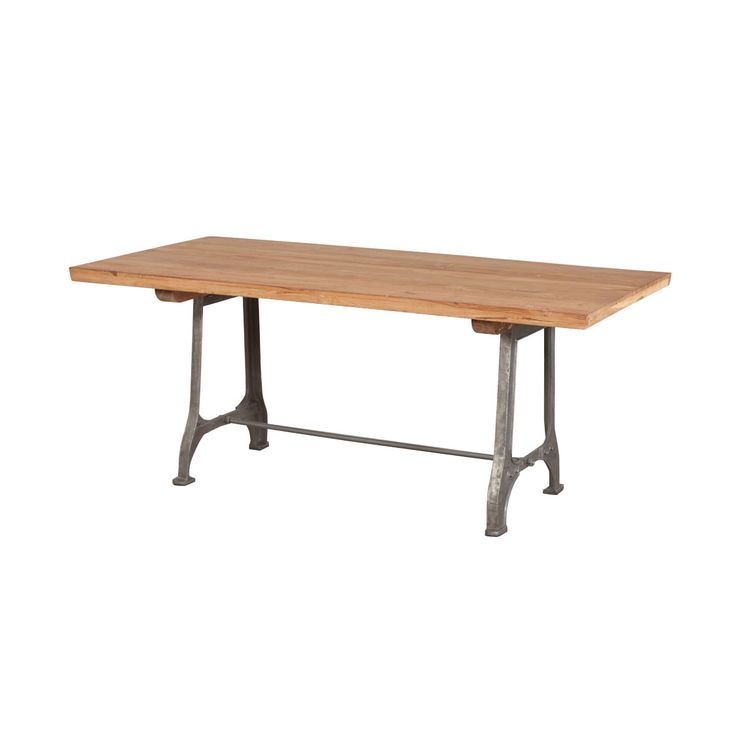 Best 25 Industrial Dining Tables Ideas On Pinterest