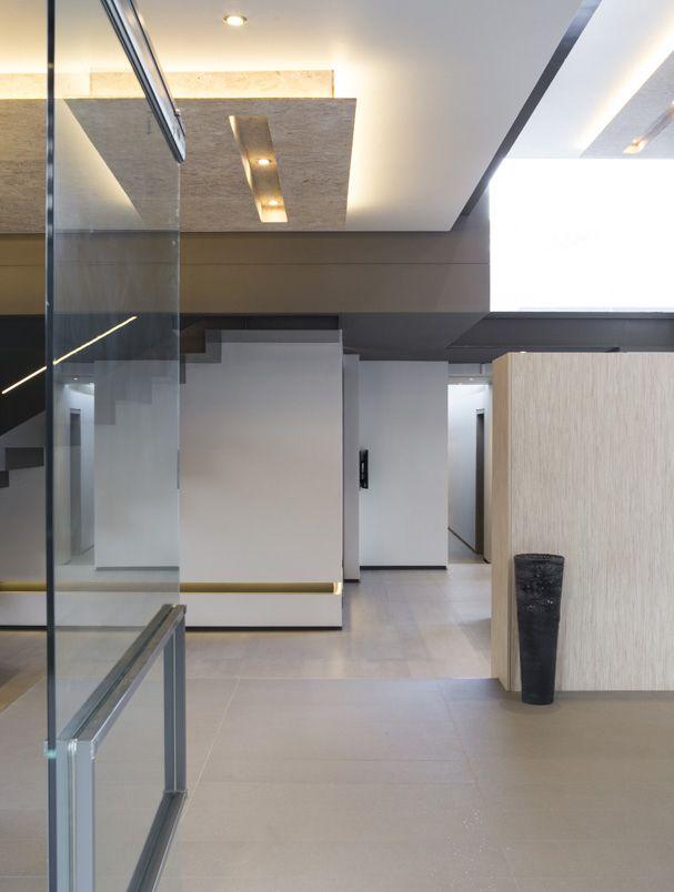 House Sar | Entrance | Nico van der Meulen Architects #Design #Contemporary #Architecture #Glass #Timber