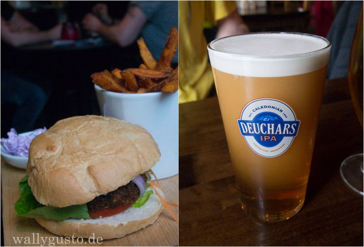Burger, Bier & Schottenröcke – 1. Teil Unterwegs in Edinburgh