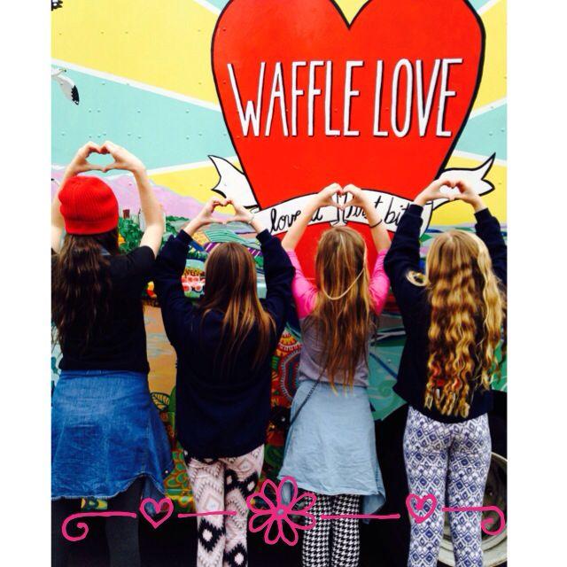 Waffle luv