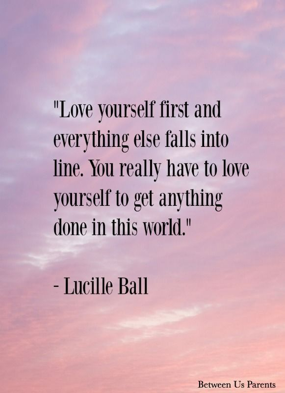 Love this quote by Lucille Ball. It is important to be kind to others, but it also important to be kind to yourself. That's a piece of the puzzle I was missing when talking about choosing kind with my daughter.