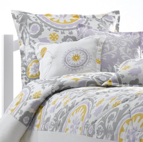 Lavender And Gray Dorm Bedding For Girls U2013 American Made Dorm U0026 Home. Made  In