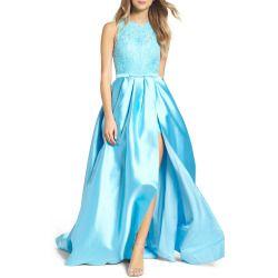 New offer for MAC DUGGAL Embellished Romper Ballgown fashion online. [$538]?@@>>sladress shop<<