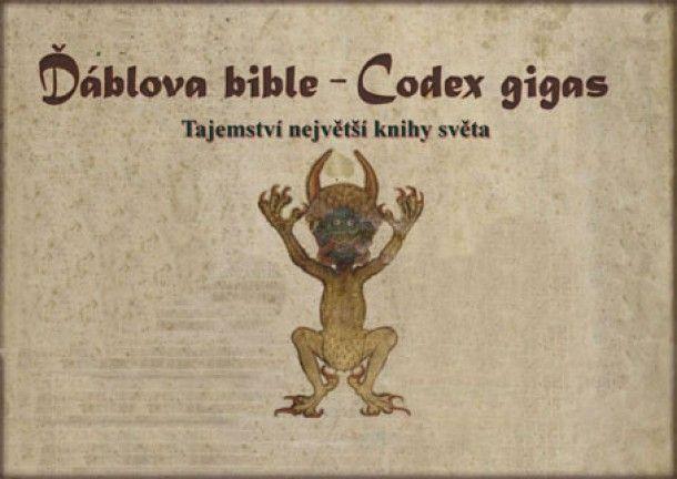 Ďáblova bible.