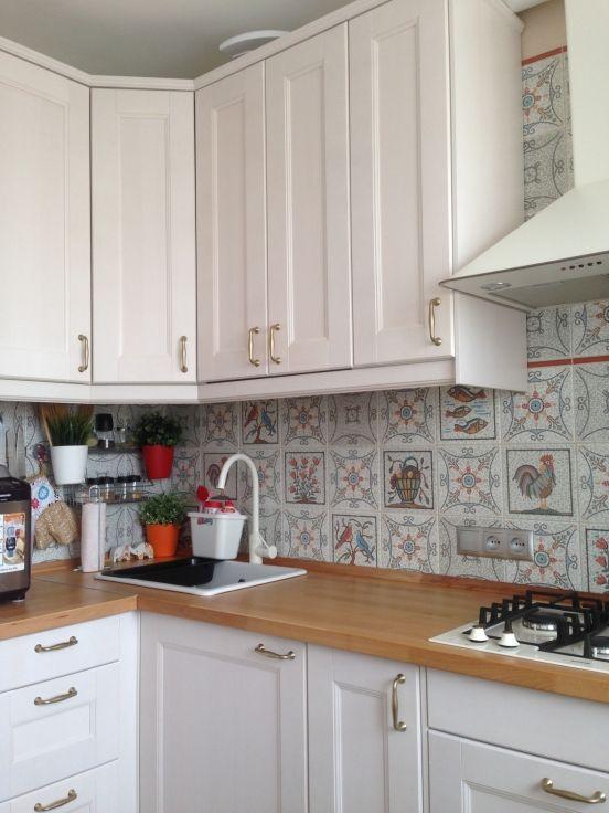Моя кухня ... с петухами - IKEA FAMILY