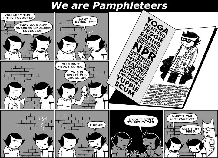 We Are Pamphleteers