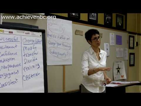 On Writing Answers for National Board Certification. Video