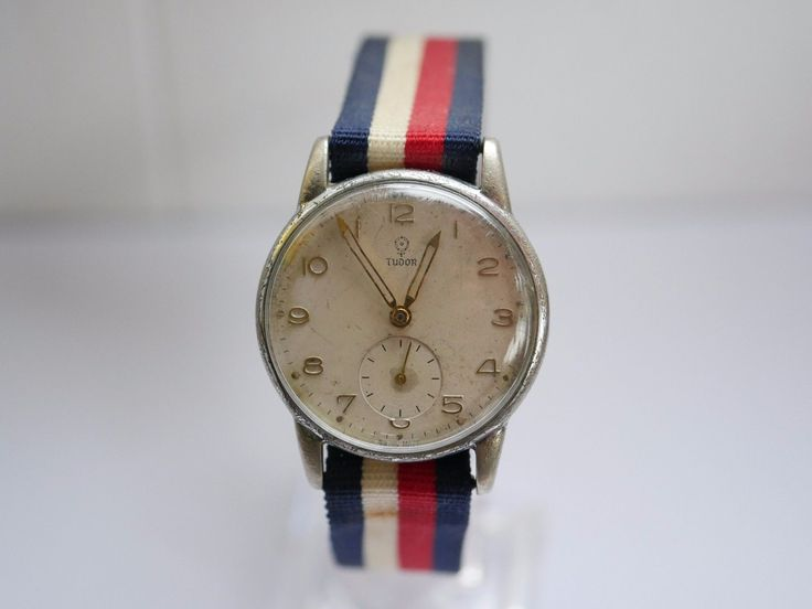 #Forsale Vintage Tudor #Rolex Swiss Made Mens Watch Spares or Repair - Price @$69.76
