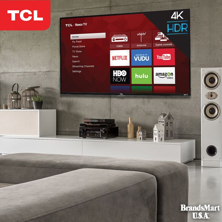 4K HDR Television Deal — LOW LOW PRICE $368.88! ... • Smart TV With Built-In Roku • High Dynamic Range • Dolby® Digital Plus Audio • Shop Now • Tap the link in our bio - Search for SKU 55S405