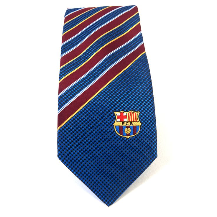 F.C. Barcelona Tie ST - Rs. 999 Official#Football #Merchandisefrom#LaLiga