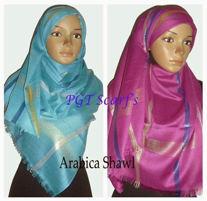 Pashmina pesta anggun,,, www.grosirtudung.com   ARABICA SHAWL | GROSIR ECER BORONG PASHMINA|Shawl Scarf Pashmina Kerudung Jilbab Tudung Polos Motif Murah