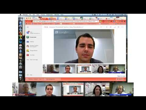 Innovative Chromebook Teachers: A Series of Google Air Hangouts featuring educators sharing their teaching practices.