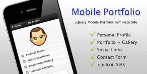 This is a collection of 12 free jQuery mobile themes (also called jQuery mobile templates) and 28 premium templates.