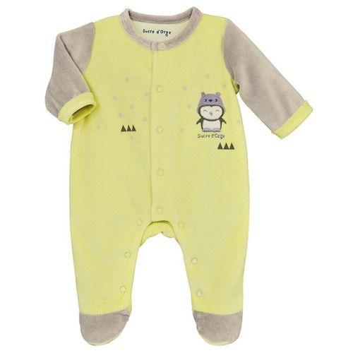 DORS BIEN BEBE ANIS - Pyjamas, dors-bien, grenouilleres - VETEMENTS : Bébé – Sucre d'Orge