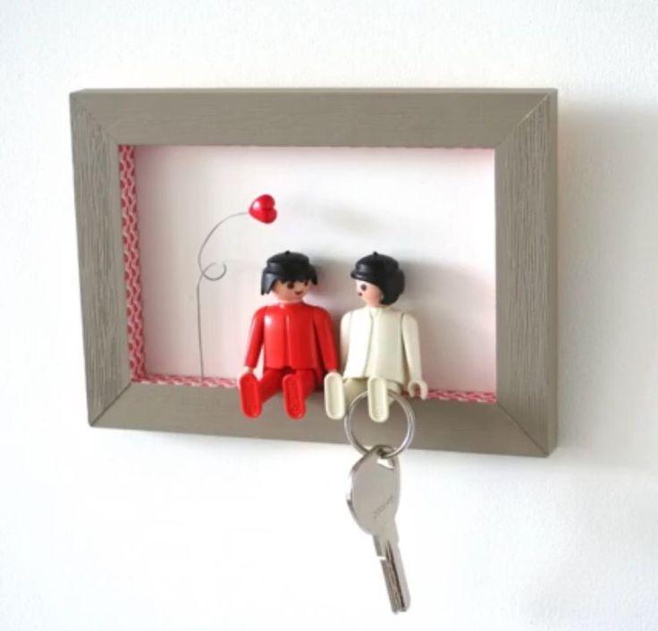 1000 ideias sobre Porte Clé Original no Pinterest  Chaveiros ...
