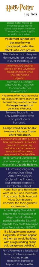 Im Harry Potter, Harry Harry Potter...: Books, Stuff, Potterfact, Potter Fun, Hp Facts, Fun Facts, Harry Potter Facts, Funfacts, Potterhead