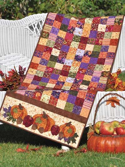 Quilting Ideas For Kitchen : 8 best images about table runner! on Pinterest Runners, Quilt and Pumpkins