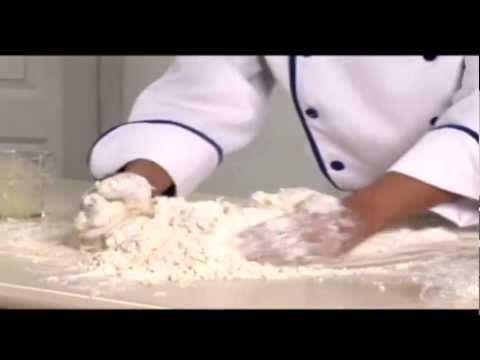preparación de masa para galletas horneadas y decoradas paso a paso