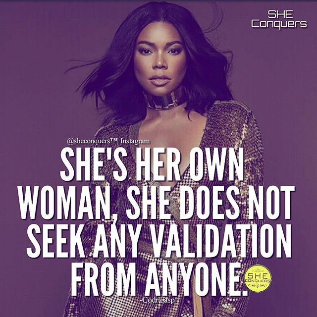 I concur with Dr Seuss when he said be who you are and say what you feel, because those who mind don't matter and those who matter don't mind. Right ladies If you persistently seek validation from others, you will inadvertently invalidate your own self-worth - Dondinsky __ Stop being a Queen of social chameleons telling people what they want to hear and being someone they would find impressive. The need of approval certainly destroys freedom . __ Stop holding yourself back from speaking your