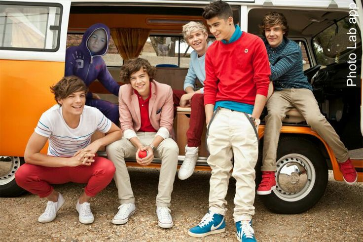One Direction and me