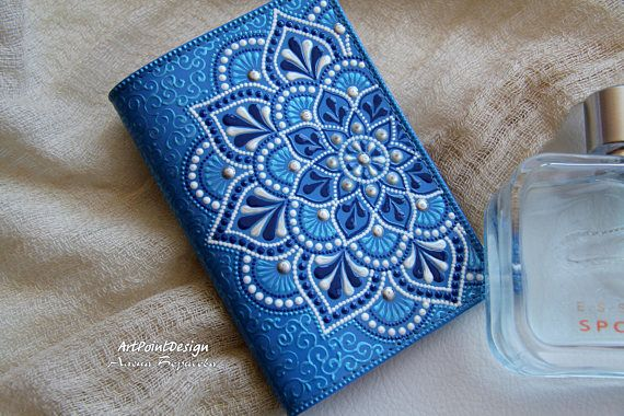 READY TO SHIP / Passport cover leather passport holder