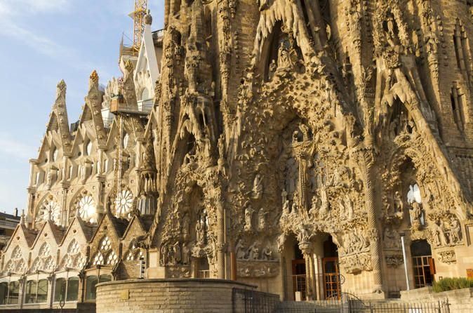 Barcelona Super Saver: Skip-the-Line La Sagrada Familia Tour plus Artistic Barcelona Tour Immerse yourself in the wonderful world of Antoni Gaudi on a Barcelona Super Saver that combines two top-selling tours for a discounted price! With an expert local guide, head past the long entrance lines of La Sagrada Familia with a skip-the-line entrance ticket, and enjoy a walking tour around Gaudi's famously unfinished church. In the afternoon, enjoy a skip-the-line tour of Park...