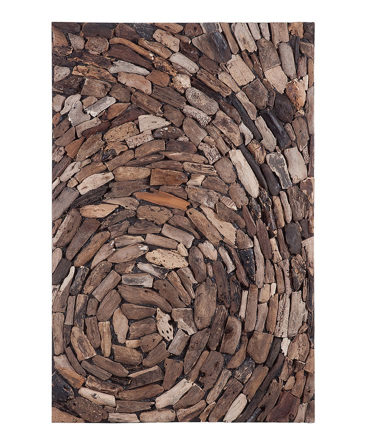 This Driftwood Whirl Wall Art by ELK is perfect! #zulilyfinds