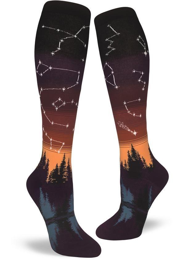 Details about  /3 pair K Bell Women/'s Irish Socks Size 9-11