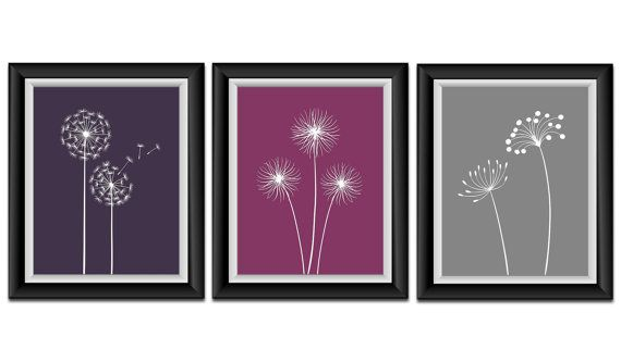 Hey, I found this really awesome Etsy listing at https://www.etsy.com/listing/201677351/instant-download-purple-plum-grey-gray
