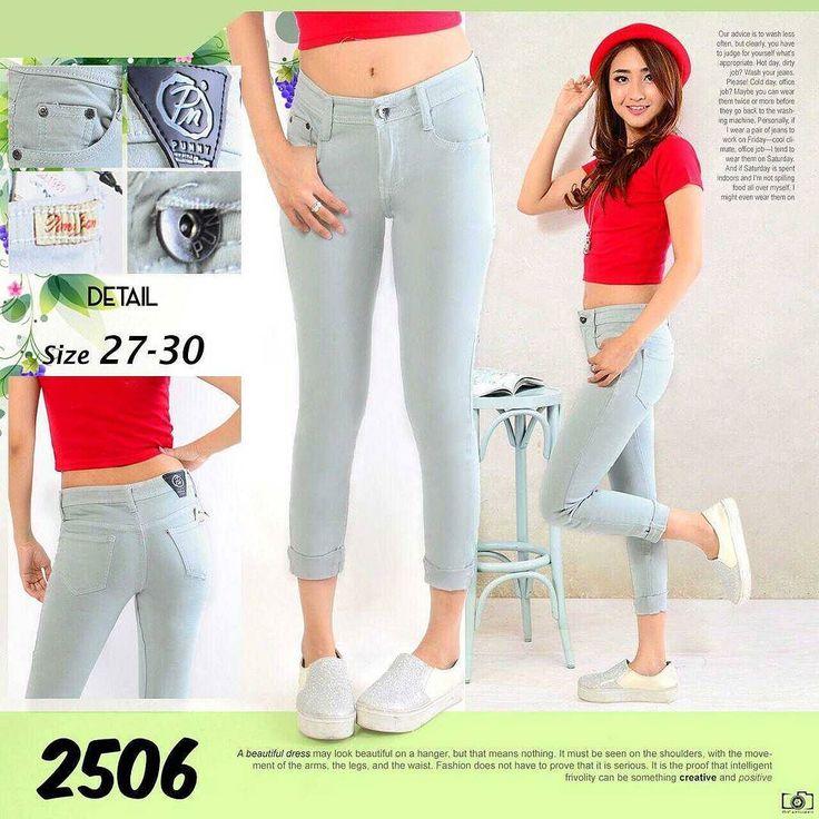 """""Hipster jeans punny 2506 Material: soft jeans Harga: 130 Size:27-30 Order PIN CS1-5A1F32FA PIN CS2-5FI5DE72 & SMS/WA 087722-575-101  Reseller & Dropship Welcome!  Happy Shopping! :) #jamtangan #jamtanganwanita #jammurah #grosirjam #sweatercouple #flatshoes #jamtanganterbaru #resellerjamtangan #taswanita #sneakerscwe #celanajeansripped #jamtanganartis #olshop #wedgesterbaru #jaketjeans  #resellerwelcome #celanajeans #sepatubandung #overall"