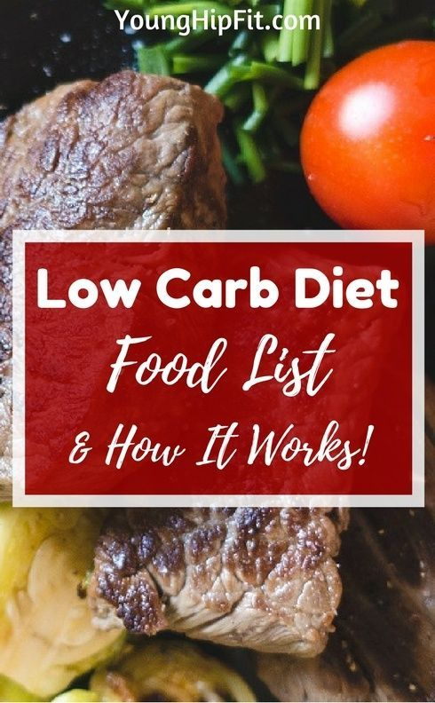 Low carb diet food list. Remove the mystery! Learn how the low carb diet works, and get tons of ideas on what's okay to eat! View the full list of foods that are low carb in this article!