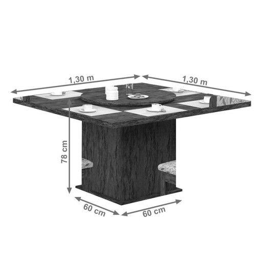 medidas de pé para mesa de jantar 8 lugares - Pesquisa Google