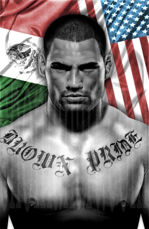 Cain Velasquez - UFC CURRENT HEAVYWEIGHT CHAMPION