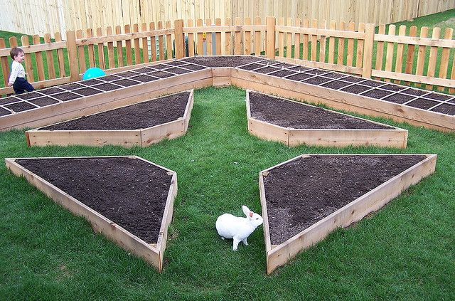 why do raised garden beds have to be square???
