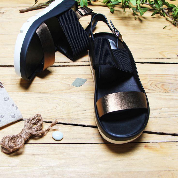 Удобные сандалии на тракторной подошве – наш бестселлер теплого сезона!🌟 Сочетайте с воздушными юбками или легкими брючками! ✨ Арт: IK56-093207/8 #respectshoes #iloverespect #shoes #ss17 #shopping #обувьреспект #шоппинг #весна #веснавrespectshoes