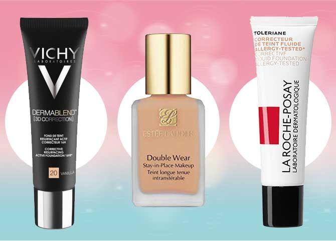 Buscas Una Base De Maquillaje Que Sea Adecuada Para La Piel Con Acné Y Que Disimule Los Granitos Estas Base De Maquillaje Maquillaje Mejor Base De Maquillaje