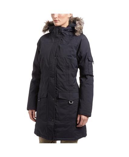 Women's Insulated Juneau Jacket