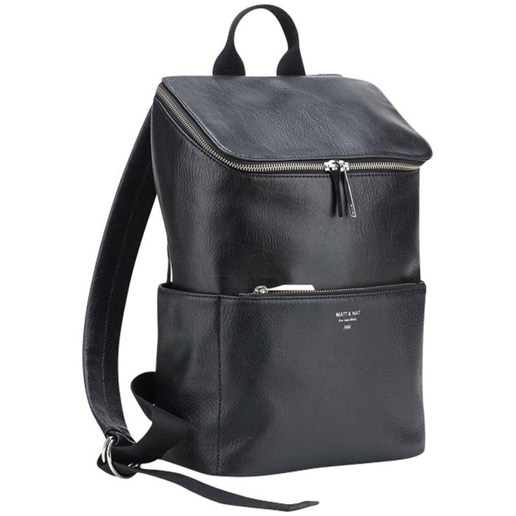 Brave Backpack — Black by Matt and Nat