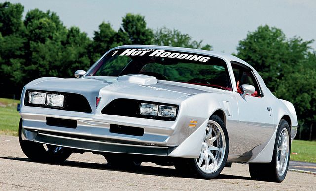 1977 Pontiac Trans Am Pro-Touring. Awesome American Muscle ...