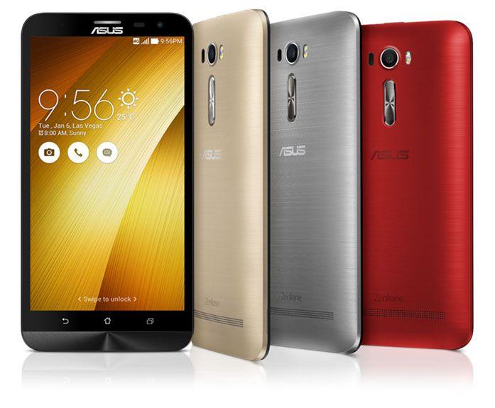 ASUS ZenFone 2 Laser 6.0: Màn hình 'khủng', giá 5.79 triệu đồng
