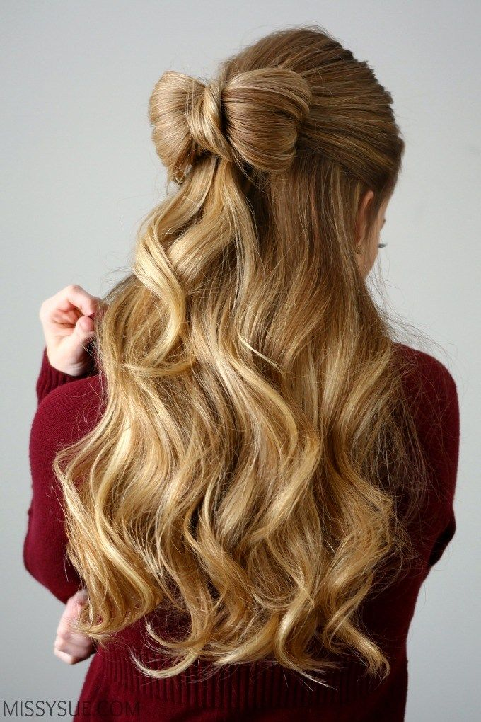 bow hair styles 25 best ideas about simple hairstyles on 3520