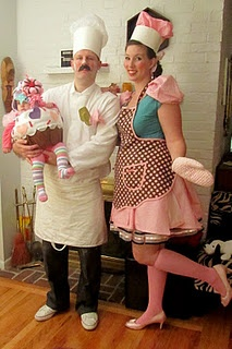 Oh man! Matt better be ready for dressing up (and I better have a girl soon) bc these costumes must happen at some point!
