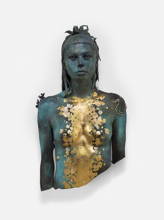 O rosto da top Kate Moss é a inspiração para a bela deusa egípcia (Foto: Divulgação)
